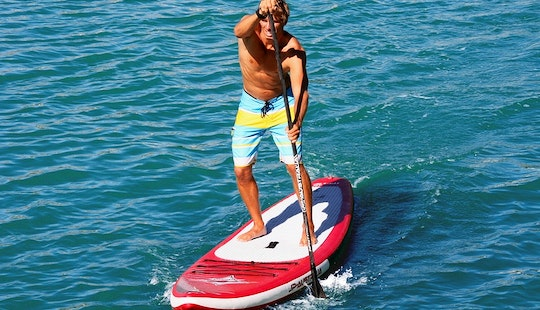 Rent A Stand Up Paddleboard In Fuerteventura, Canarias
