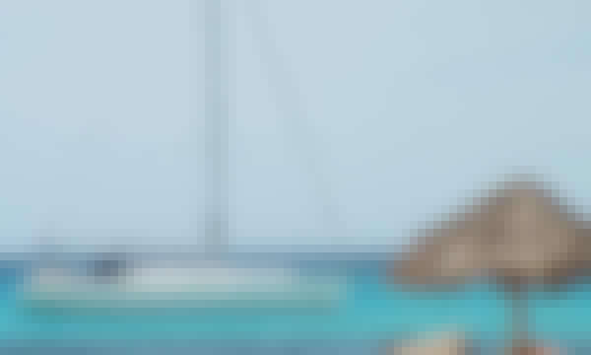 Explore Ibiza & Formentera in Bavaria 44 with Sant Antoni Marina Berth