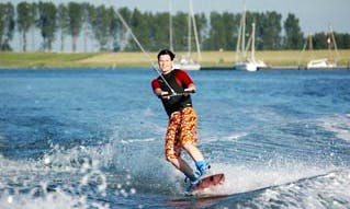 Enjoy Wakeboarding Courses in Kortgene, Netherlands