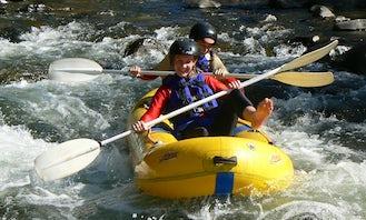 Enjoy Rafting Trips on Sabie River in Mpumalanga, South Africa