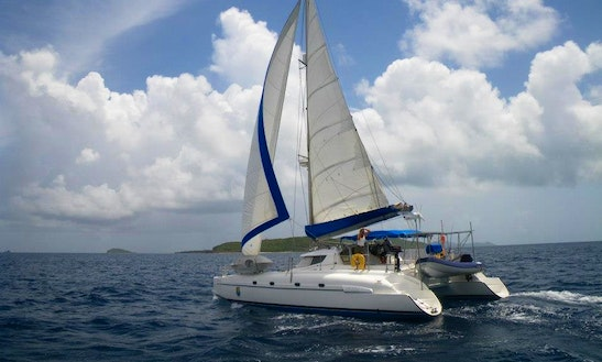 Crewed Yacht Charters On