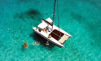 "The 30ft ""Super Cats"" Cruising Catamaran In Christ Church, Barbados"