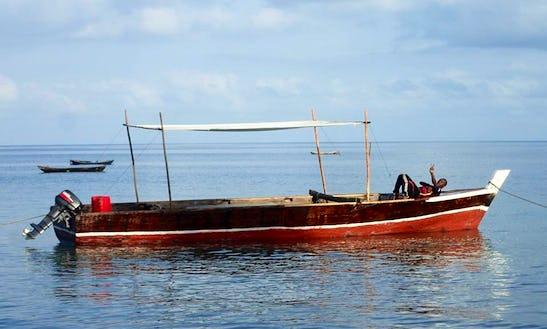 Enjoy Whale Shark Safari And Snorkelling At Mafia Island, Tanzania