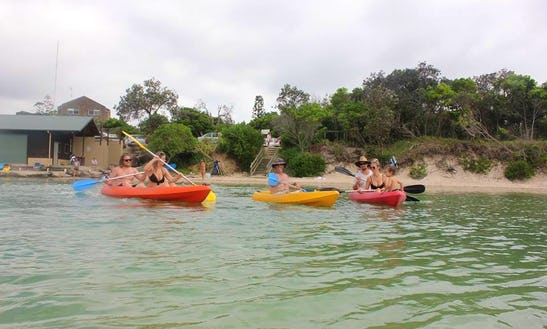 Hire Double Kayaks And Paddle Out Tweed Heads, New South Wales