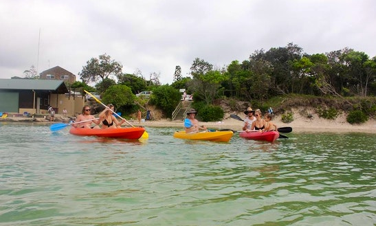 Hire Double Kayaks In Tweed Heads, New South Wales