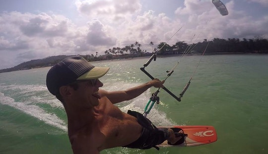 Learn Kitesurfing With One Of The Best Instructor In Ko Samui, Thailand