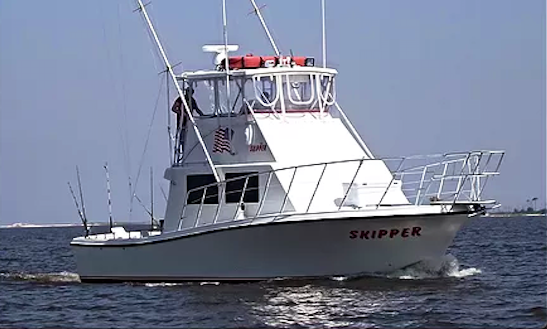 Enjoy Fishing In Biloxi, Mississippi With Captain Frank