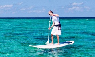 Enjoy Stand Up Paddle Board Rental & Tours in Zanzibar, Tanzania