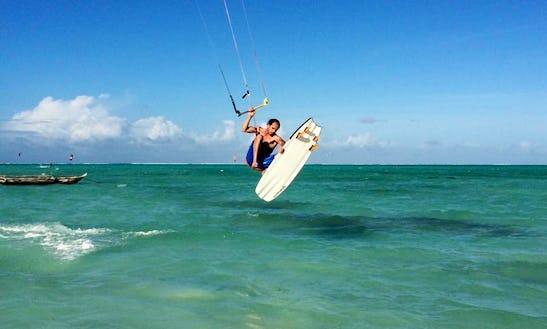 Enjoy Kiteboard Rental & Courses In Zanzibar, Tanzania