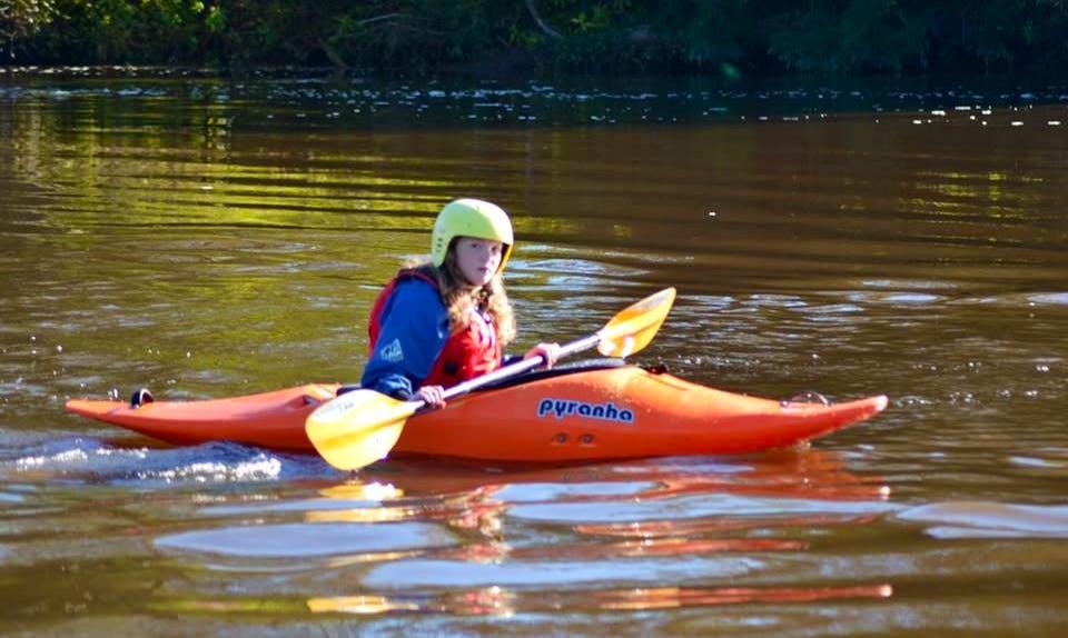 Enjoy Kayak Tours in Milkwall, England