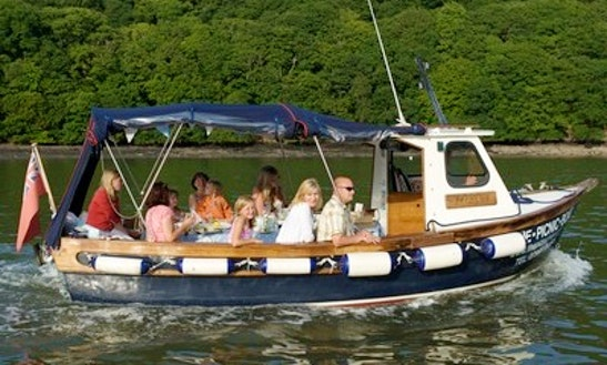Hire A Canal Boat In Dartmouth, England