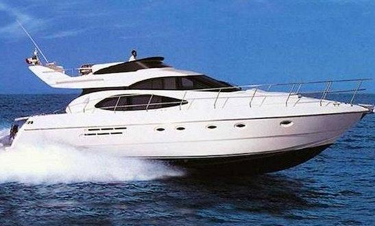 Charter 52' Power Mega Yacht In Ta' Xbiex, Malta