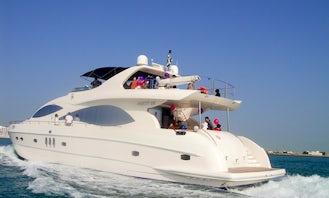 88' Majesty Motor Yacht in Dubai, UAE