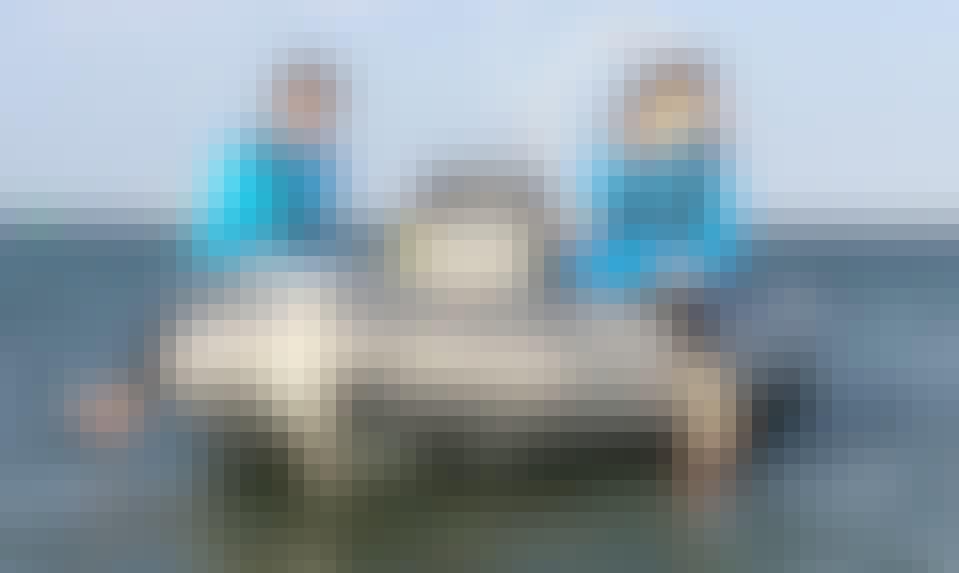 Enjoy Leeuwarden, Friesland by Rigid Inflatable Boat