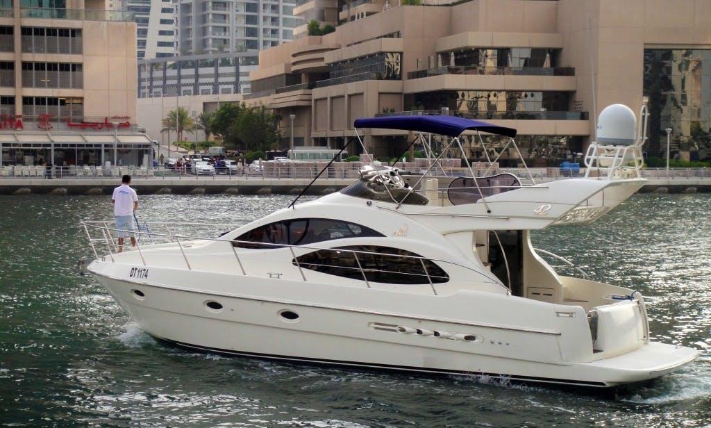 42' Azimut Motor Yacht in Dubai, UAE
