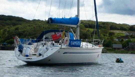 Charter 44' Cruising Monohull In Badachro, Scotland