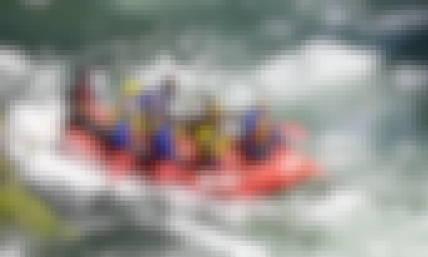 Enjoy Rafting Trips in Dandeli, Karnataka