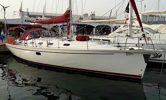 Charter 43' Velella Cruising Monohull In Badachro, Scotland