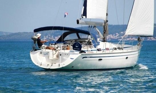 Charter 46' Bavaria Cruising Monohull In Roma, Lazio