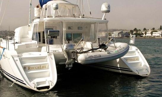 Luxurious Lagoon 440 Catamaran Charter Or Sleep Aboard In Newport Beach
