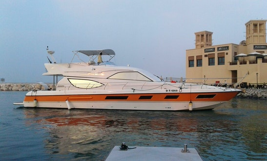 Charter A 4 Bedroom - 30 Person Power Mega Yacht In Dubai, Uae