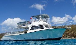 Snorkeling 46ft Newton  Dive/ Passenger Boat In Fajardo, Puerto Rico
