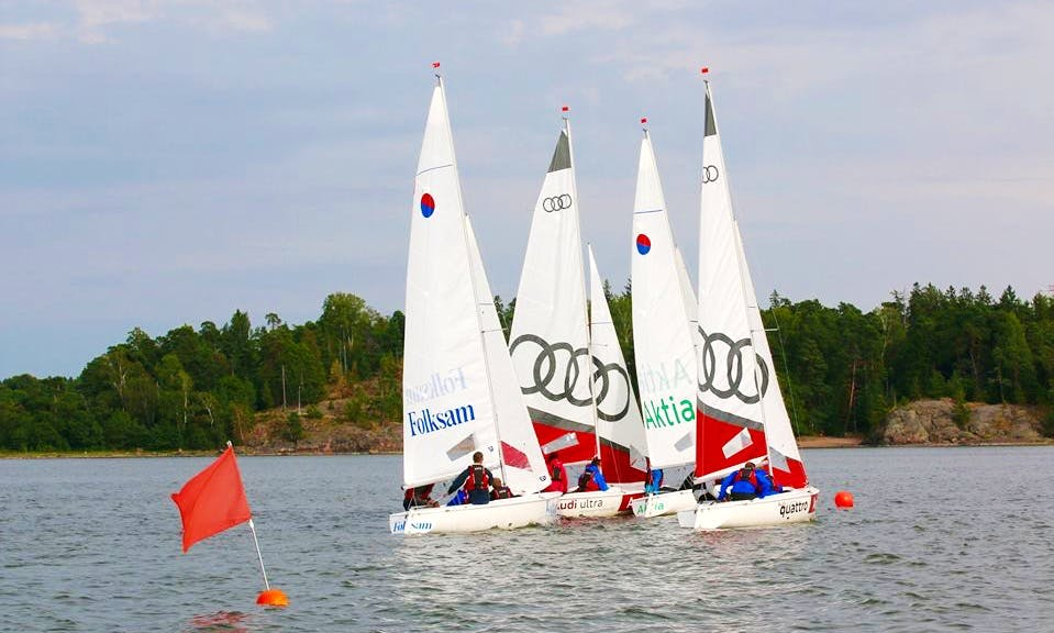 Enjoy Sailing Courses and Tours in Helsinki, Finland