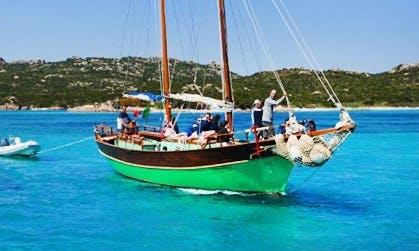 Enjoy Sardegna, Italy on Valentina I Gulet
