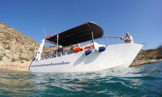 Rent A Passenger Boat In Agia Marina, Crete