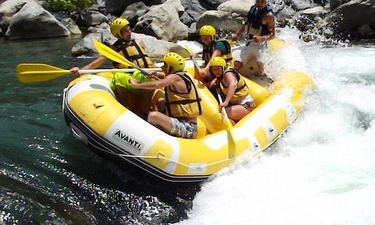 Enjoy Rafting Tours In İçmeler Belediyesi, Muğla