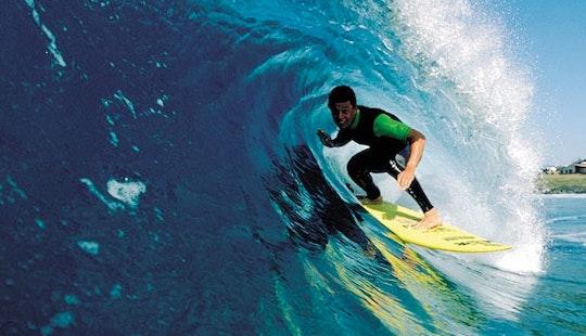 Enjoy Surf Lessons In Porto Pollo, Sardegna Island