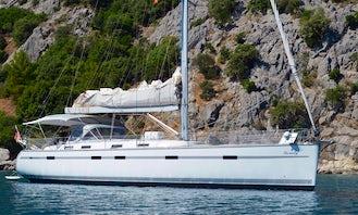 Charter 55' Cruising Monohull Göynük Belediyesi, Antalya