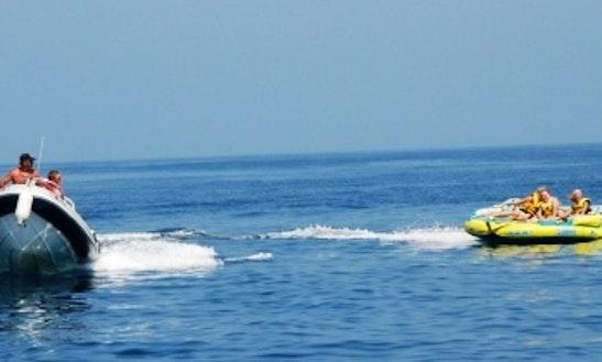 Enjoy Tubbing In Marbella, Spain