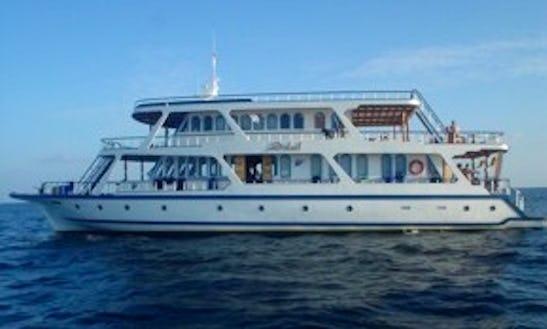 Charter 100' Passenger Boat In Male, Maldives