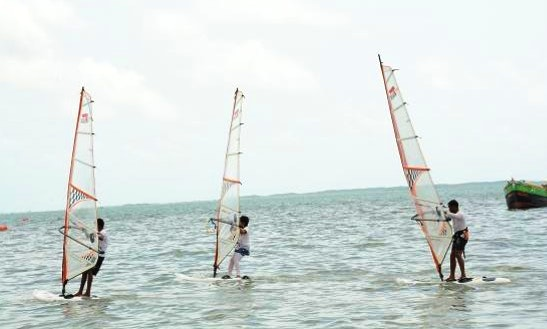 Enjoy Windsurf Rental In Rameswaram, Tamil Nadu