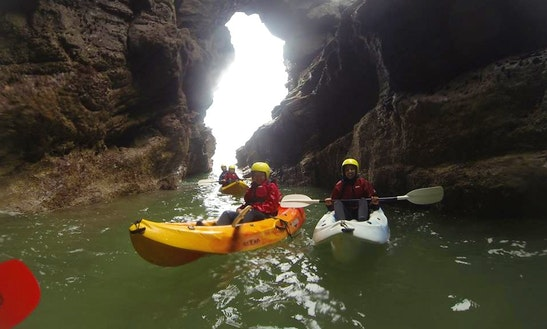Hire Kayaks In Newquay, England