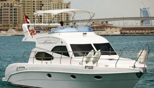 48ft Motor Yacht Hire In Dubai, United Arab Emirates