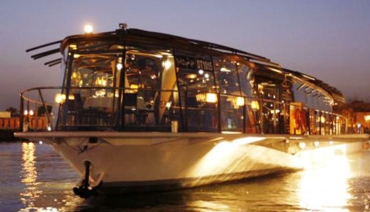 Sightseeing Cruise In Dubai, Uae