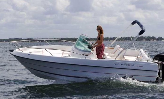 Rent A 18' Center Console In Illes Balears, Spain