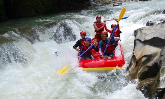 Enjoy Rafting Trips In Medan, Indonesia