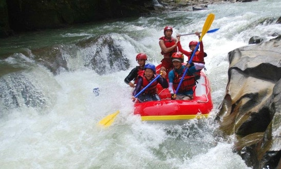 Enjoy Rafting Trips In Medan, Indonesia