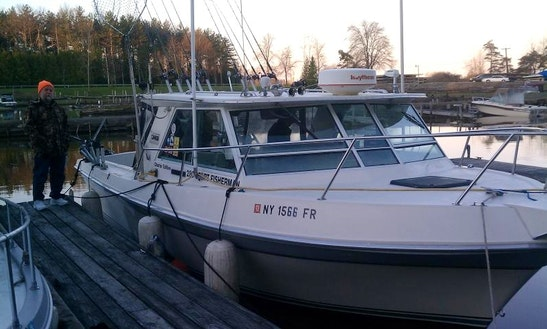 Enjoy Fishing In Rochester, New York With Captain Gary