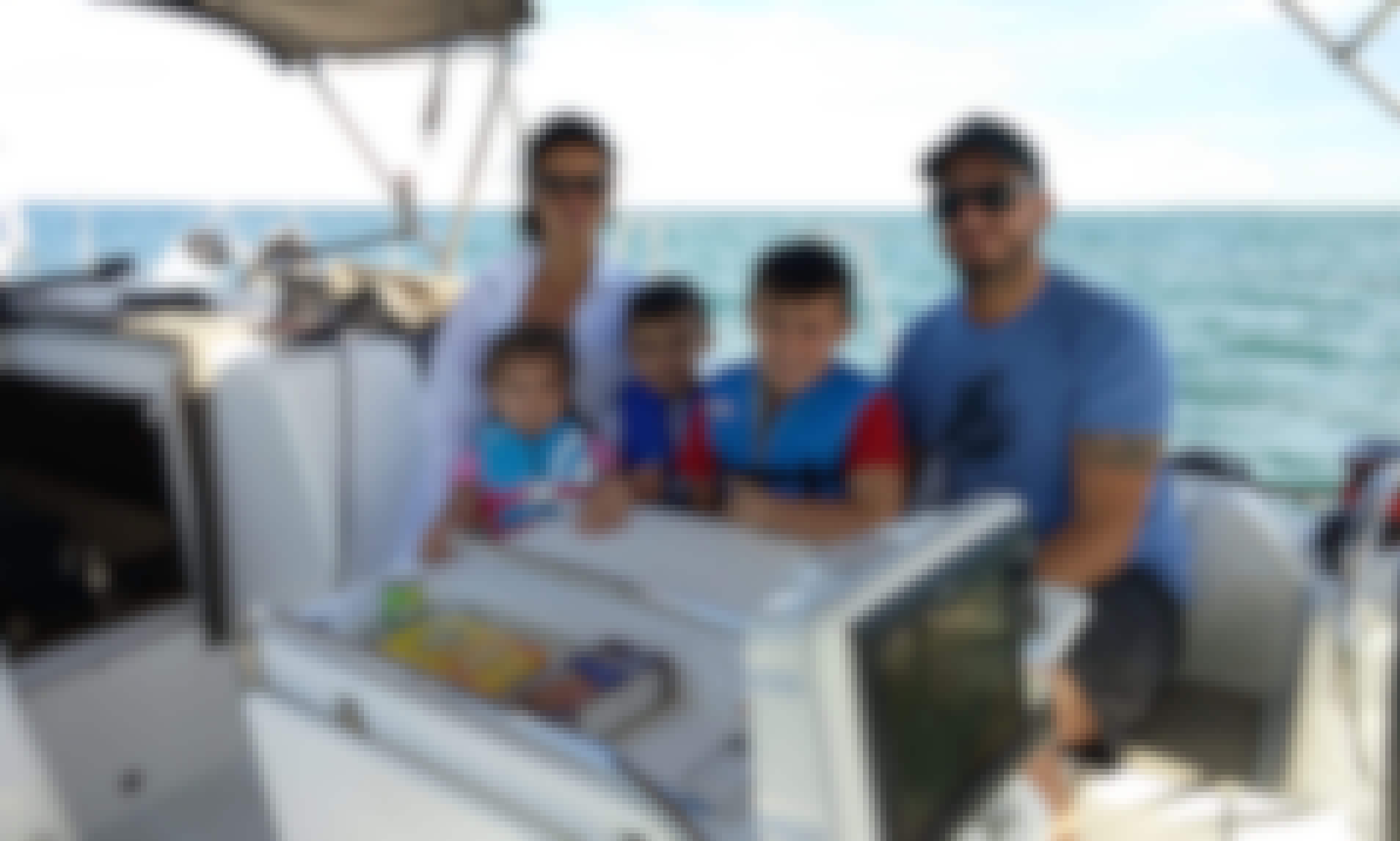 Luxury Yacht Adventures aboard the Dolphin Watch Sailboat in Clearwater, Florida