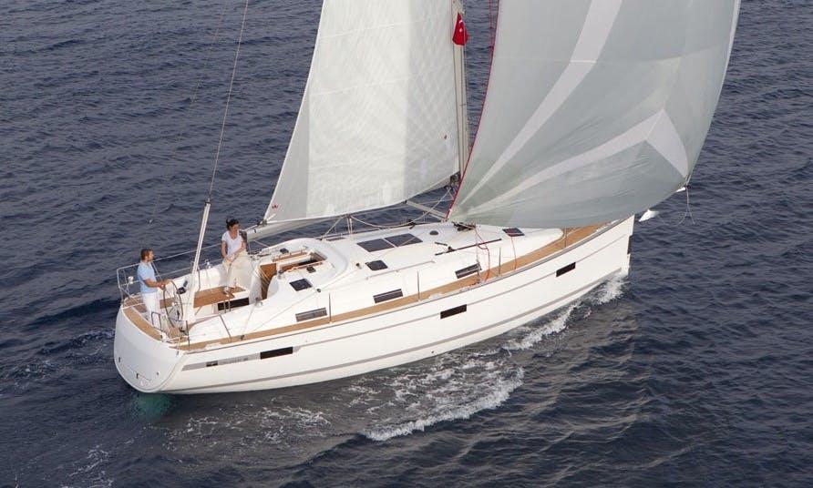 "Bavaria 36 ""Ifigenia"" Sailing Charter In Kos, Greece"