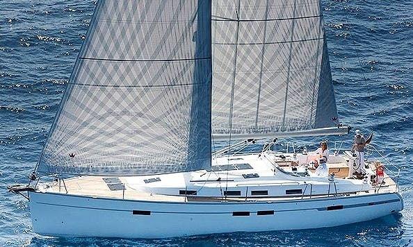 "Bareboat Charter ""Destiny"" Bavaria 45 Cruiser In Preveza"
