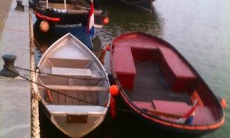 Small Electric Boat rental in Hoorn