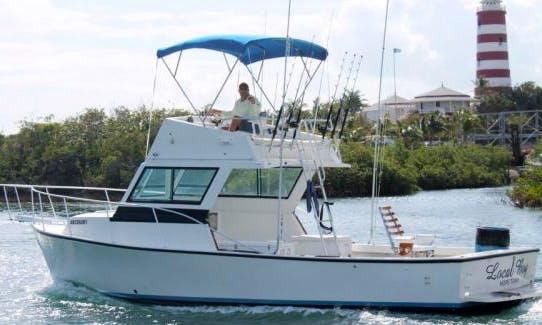 Deep Sea Fishing Charter In Hope Town, Bahamas