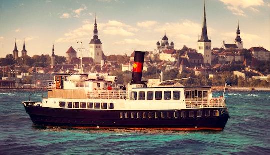 Charter Katharina Passenger Boat In Tallinn, Estonia