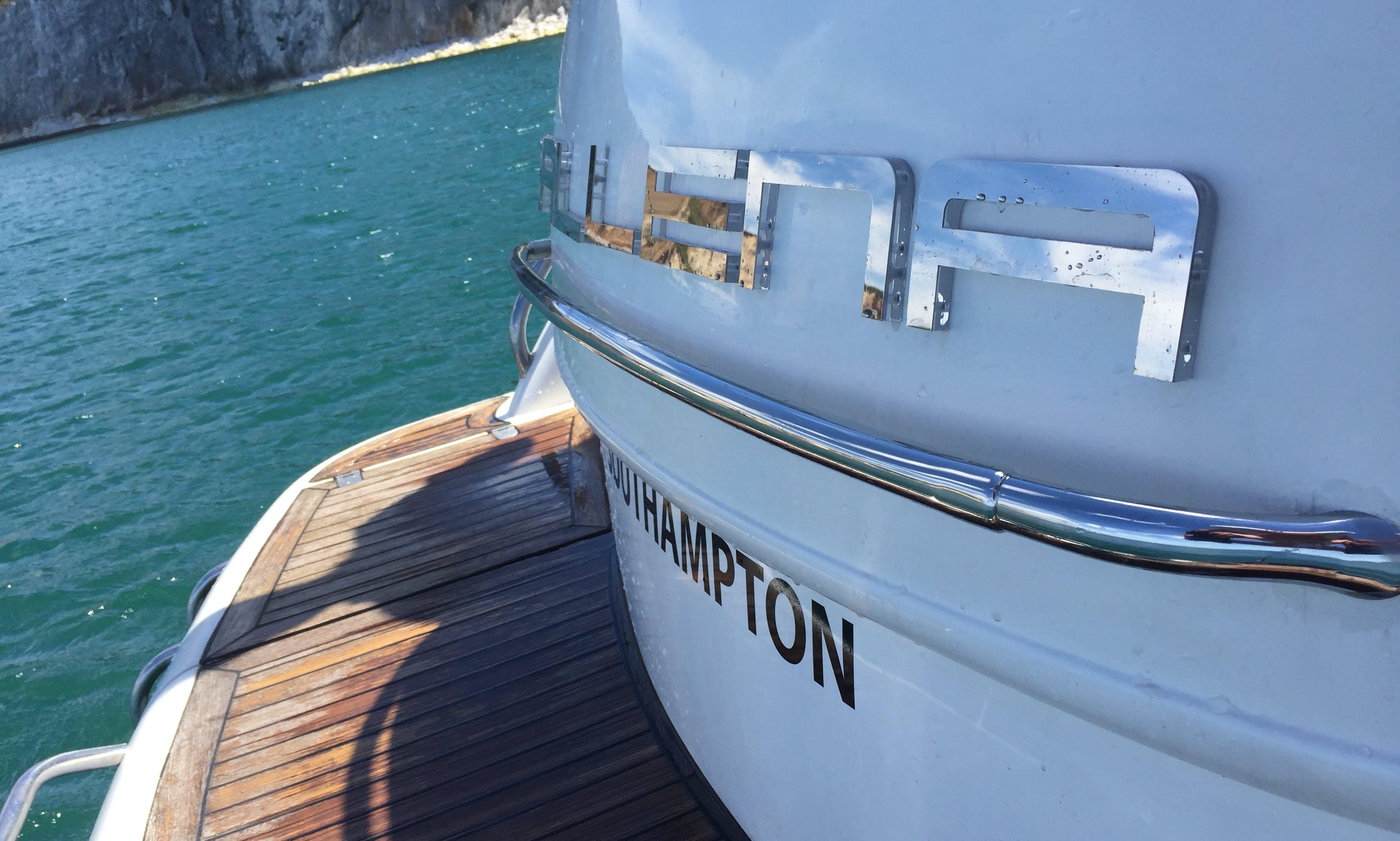Motor Yacht rental in Hythe