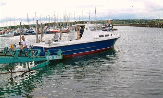 Fishing Charters In Amble, England